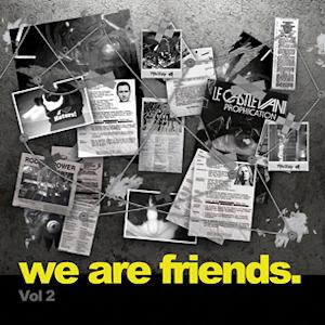 Deadmau5 Compilation 'We Are Friends Vol. 2' - Album Premiere