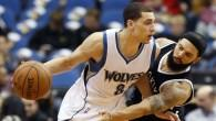 Sam Mitchell names Zach LaVine Timberwolves' starting shooting guard