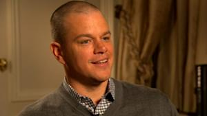 Matt Damon Discusses 'Frustration' Of Being Stalked By Paparazzi -- Access Hollywood