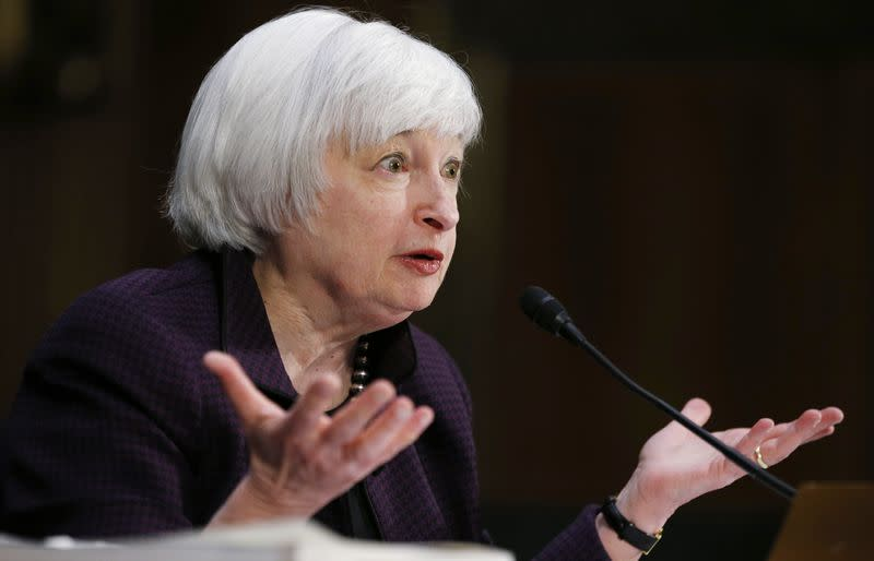 Yellen comment highlights simmering debate over return on excess reserves