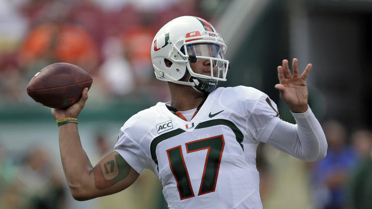 No. 14 Miami opens ACC play against Georgia Tech