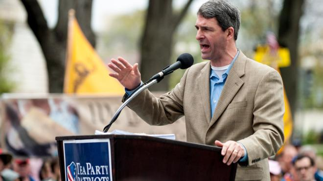 Not even the massively flawed ObamaCare rollout is giving Republican Ken Cuccinelli enough of a boost.