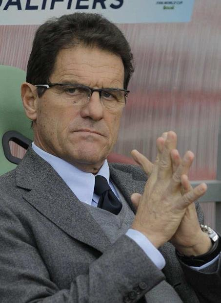 Fabio Capello aux portes de Paris