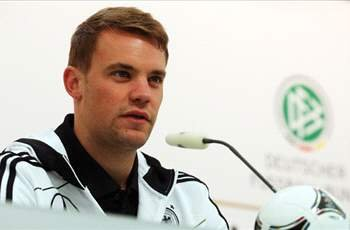 Neuer: Germany will not finish Euro 2012 as runners-up