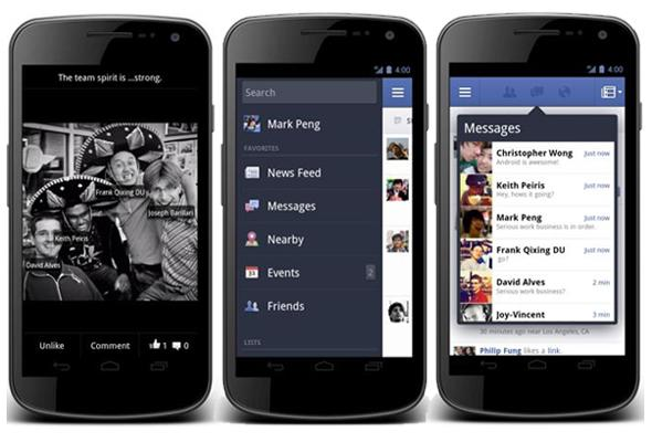New native Facebook Android app coming soon as final internal testing begins