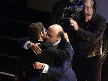 Michael Imperioli, Joe Pantoliano