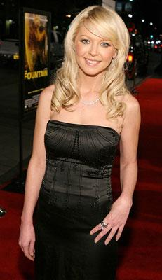Tara Reid at the Hollywood premiere of Warner Bros. Pictures' The Fountain