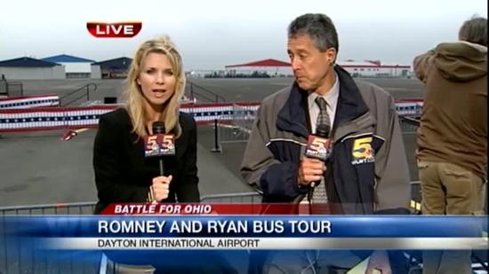 Romney, Ryan stop in Dayton on campaign swing