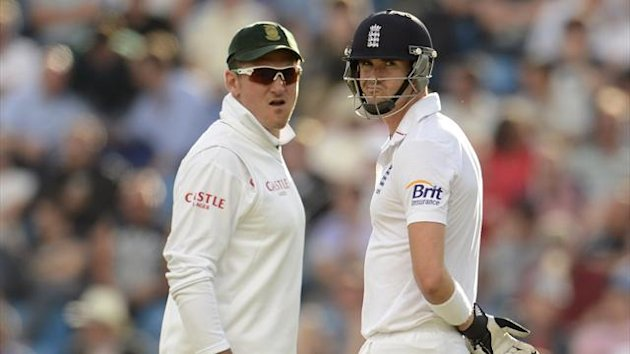 South Africa Test captain Graeme Smith has strongly denied recent suggestions that he or his team deliberately provoked England batsman Kevin Pietersen.