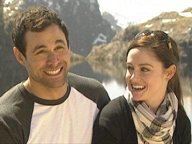'the Bachelor's' Jason and Molly On Trip to New Zealand: 'This Is Where We Fell in Love'