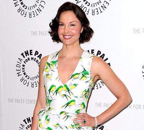 "Ashley Judd ""Honored"" By Buzz About Possible 2014 Senate Campaign"