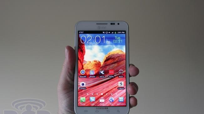 Samsung confirms a new supersized Samsung Galaxy Note will be unveiled this month