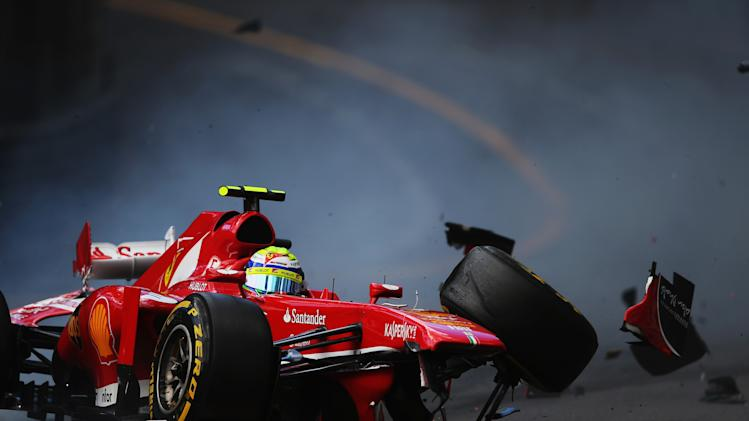 F1 Grand Prix of Monaco - Qualifying
