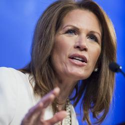 Michele Bachmann Knows How To Have A Good Conversation With God