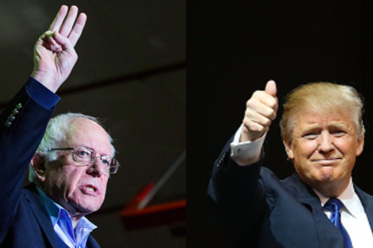 3 winners and 3 losers in the New Hampshire primary