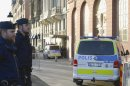 Security guard killed at Swedish PM's home