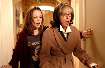 Rachel McAdams and Diane Keaton in 20th Century Fox's The Family Stone