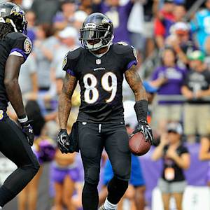 Sunday Scene in :60 – Steve Smith embarrasses former team in Week 4