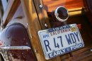 File photo of a vanity license plate in Santa Cruz