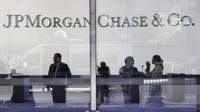 JPMorgan exec becomes first casualty of bad trade