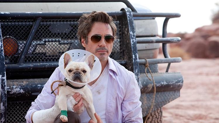 Due Date Warner Bros. Pictures 2010 Robert Downey Jr.