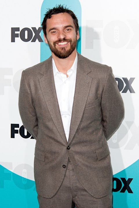 Fox 2012 Programming Presentation Post-Show Party - Jake Johnson