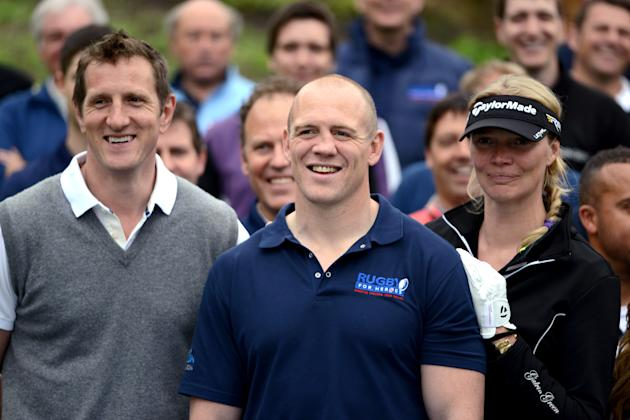 Mike Tindall Inaugural Celebrity Golf Classic