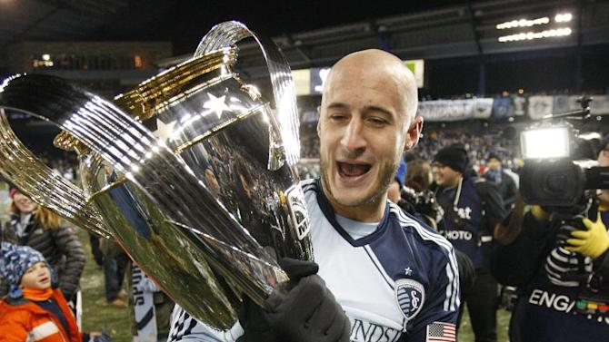 Sporting KC planning to defend MLS Cup title