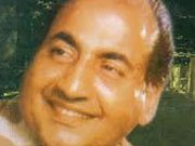 The first song that made Mohd. Rafi a global star