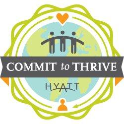 Hyatt Thrive Celebrates Its Global Month of Community Service and Urges Others around the World to Make a Difference