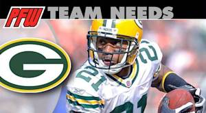 Green Bay Packers: 2013 team needs