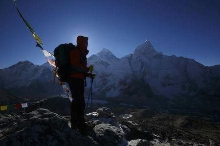Nepal tells Mount Everest litterbugs to take out the trash