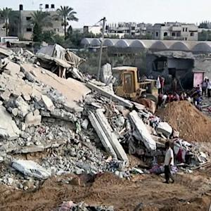 ISRAEL ACCUSED OF GENOCIDE IN GAZA