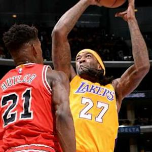 Bulls vs. Lakers