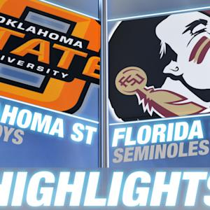 Florida State vs. Oklahoma State | 2014 ACC Football Highlights