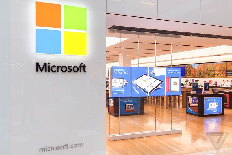 Microsoft's first store outside of North America to open in Australia