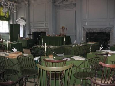 How things have changed in Philadelphia since the 1787 convention