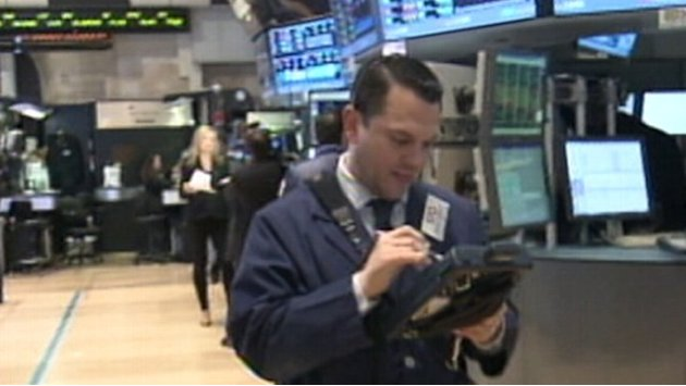 Stock Market Nears Record High