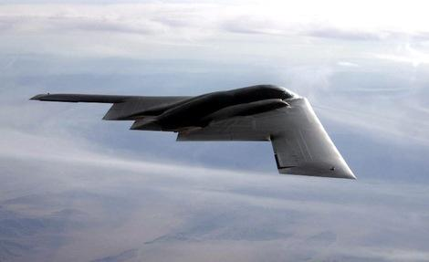 U.S. Sends Stealth Bombers Over Korea