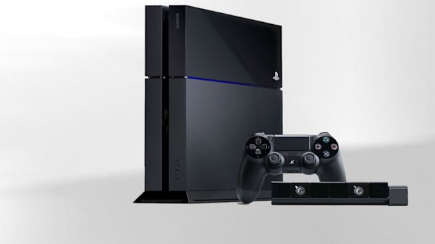 Sony PlayStation 4 in Stores Today (ABC News)