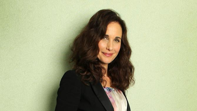 Andie MacDowell stars in Hallmark Channel show