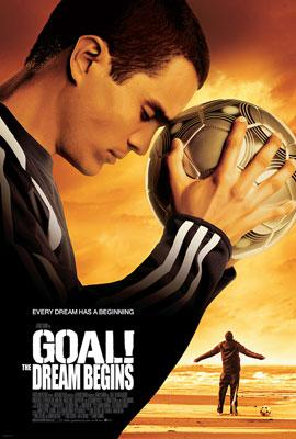 Touchstone Pictures' Goal! The Dream Begins