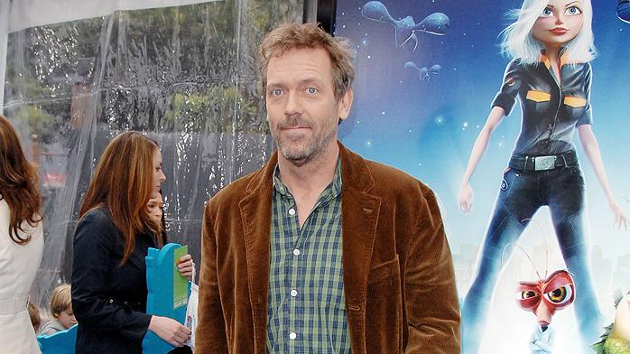 Monsters vs Aliens LA Premiere 2009 Hugh Laurie