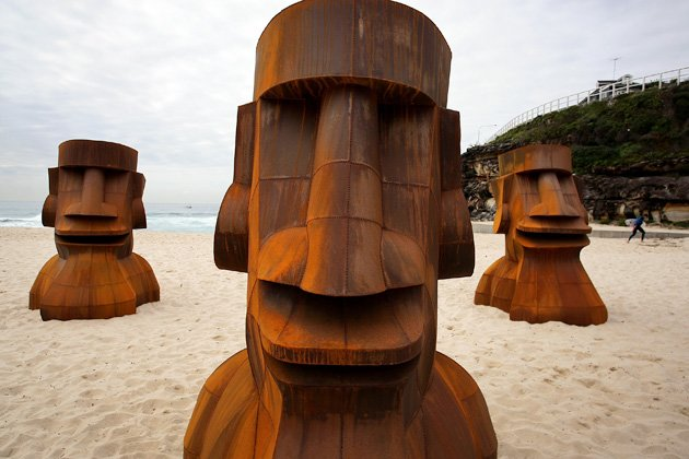 Sculpture By The Sea Launches In Bondi