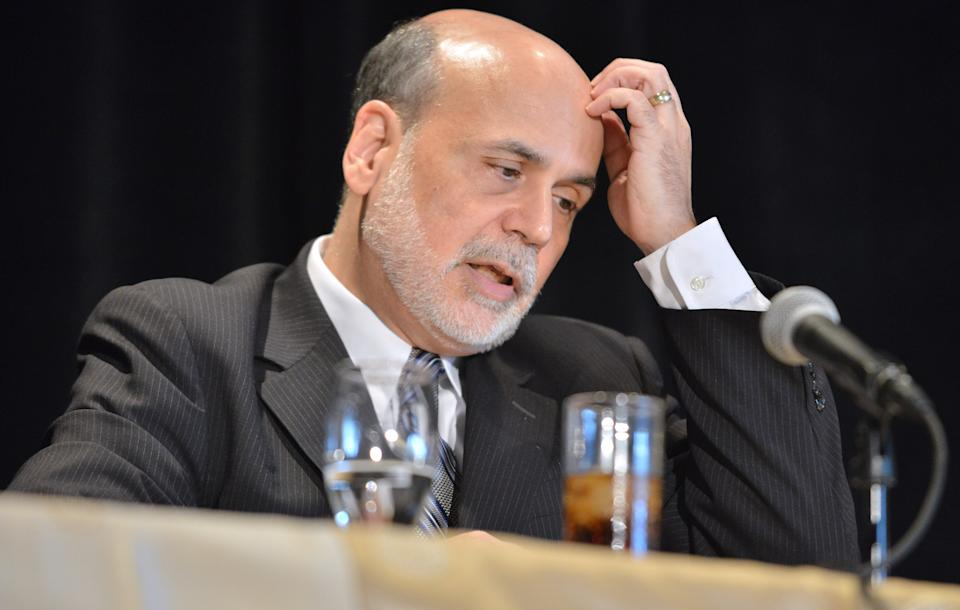 Bernanke: US economy still needs Fed's stimulus