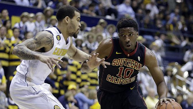 Cobbs snaps out of slump to lead Cal past USC