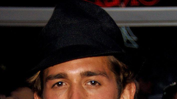 Eric Szmanda at the 17th Annual MuchMusic Video Awards.