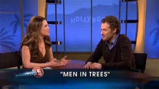 Men in Trees: James Tupper