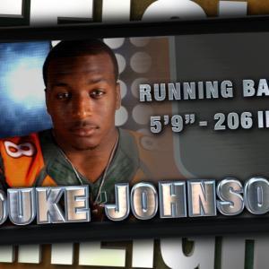 2014 Official Highlights | Miami RB Duke Johnson