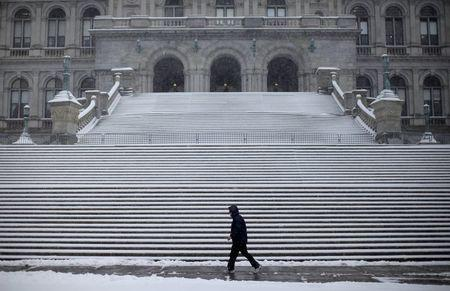 Officials say January blizzard was New York City's largest